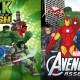 Release Dates and New Images for Marvel's Upcoming Cartoon Series