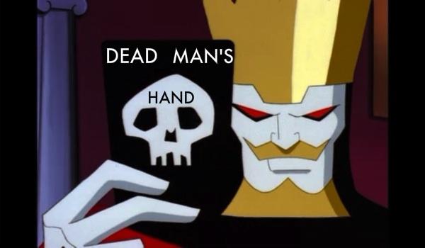 Deadman's hand header