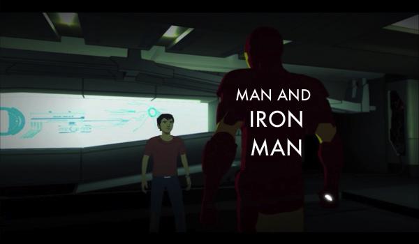 man and iron man JPG