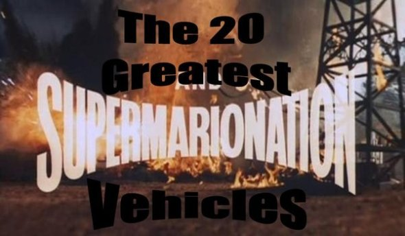 The 20 Greatest Supermarionation Vehicles