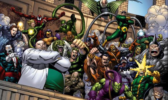 SPIDERTEMBER Will Spider Mans Rogue Gallery Change The