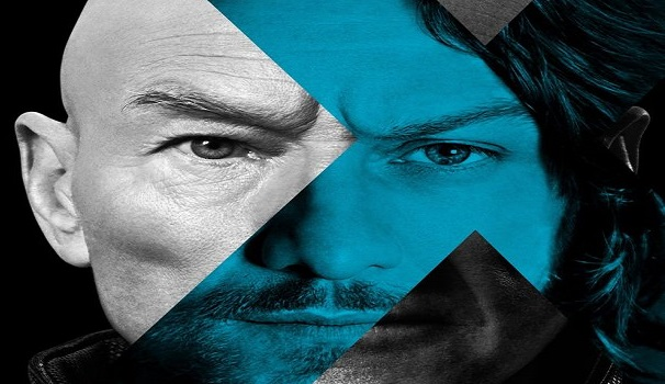 X-MEN-DOFP-ProfessorX-mashup-poster-610x903