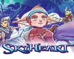 INTERVIEW: Jake Parker – Creator of SkyHeart Book I: The Star Seed