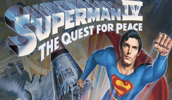 SECOND LOOK: Superman IV: The Quest For Peace