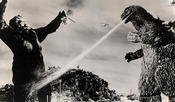 King Kong Vs Godzilla Is Considered A Cult Film Amongst Geeks And One Of The Most Popular Versus Movies