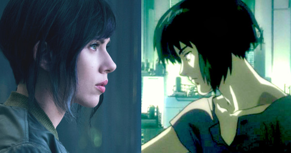 Trailer Ghost In The Shell 2017 A Place To Hang Your Cape