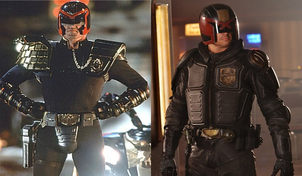 Its Been 40 Years Since The First Appearance Of Judge Dredd In 2000 Ad Way Back In 1977 Since Then There Have Been Two Film Adaptations Of