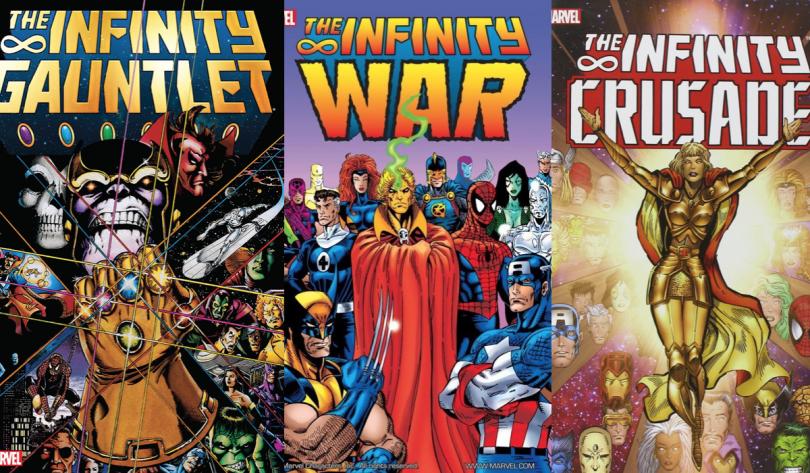 A Comic Book Retrospective: Marvel's Infinity Gauntlet