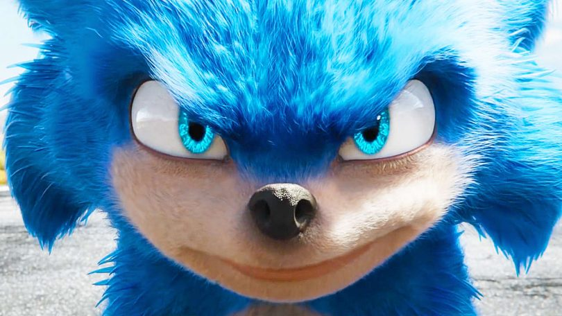 Sonic The Hedgehog S Trailer Takes Us Into The Uncanny Valley Zone A Place To Hang Your Cape