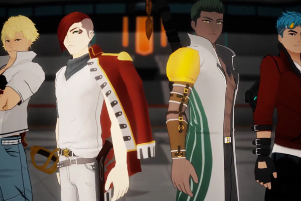 RWBY: The Importance of Colours and Fairy Tales | A Place to