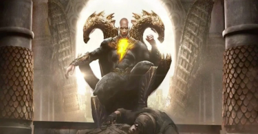 Black Adam teaser trailer image