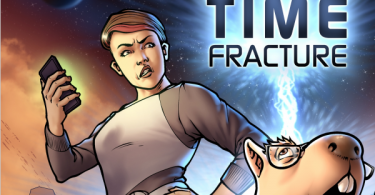 Time Fracture Cover