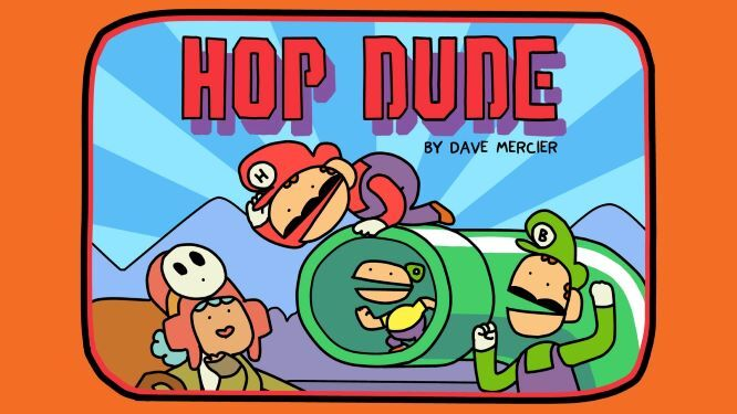 hop dude