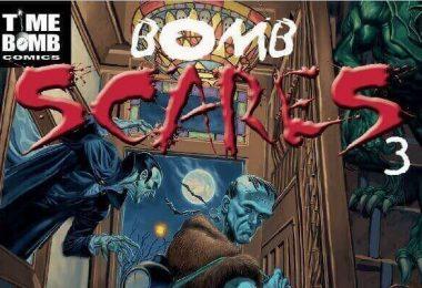 Cover art Bomb Scare 3
